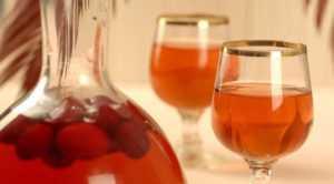 Клюква на коньяке: самые вкусные рецепты для приготовления в домашних условиях с фото