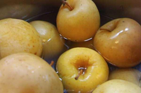 Яблоки моченые на зиму простые рецепты - в банке, в ведре, в бочке