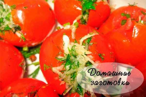 Рецепты острых помидоров-армянчиков из зеленых помидоров
