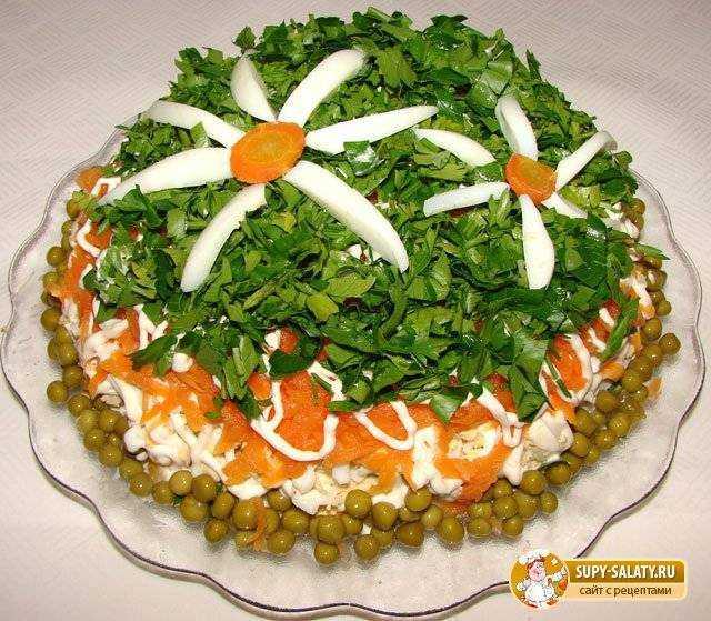 Самые вкусные салаты на день рождения: 10 лучших рецептов, простых в приготовлении