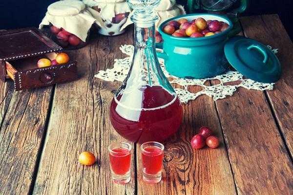 Сливовое вино из слив в домашних условиях: 10 рецептов - 1000.menu