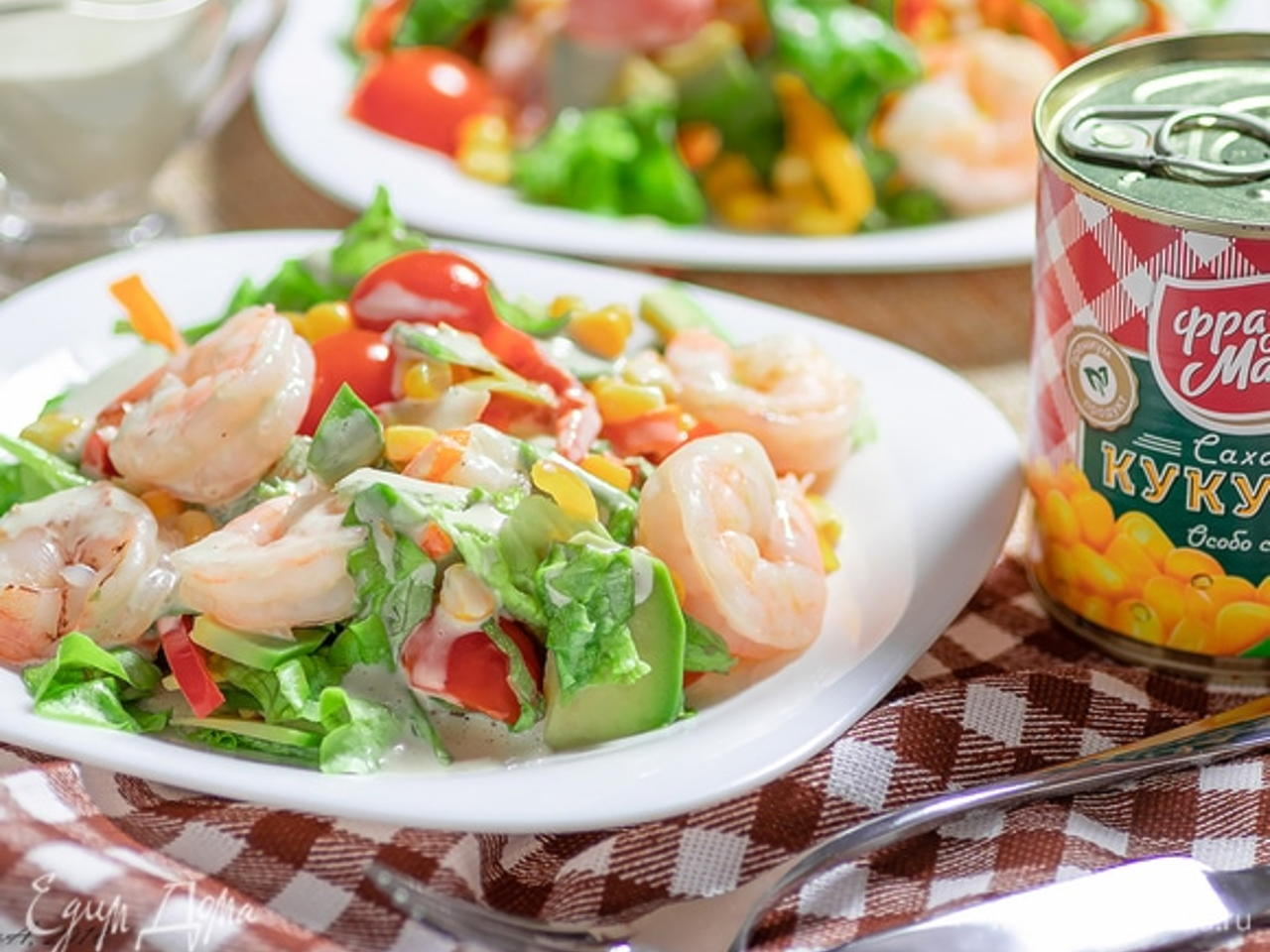 Фунчоза с креветками - взрыв вкуса и цвета у вас в тарелке: рецепт с фото и видео