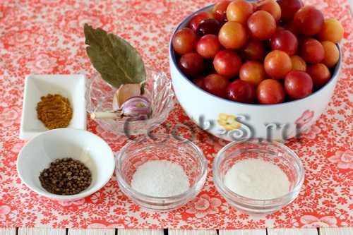 Ткемали классический рецепт с фото - 1000.menu