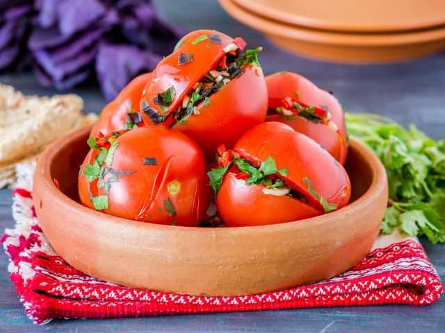 «армянчики» из красных помидоров: рецепты приготовления