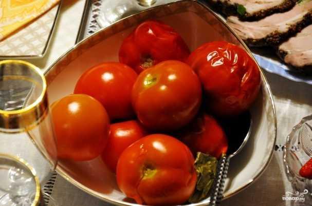 Квашеные помидоры на зиму: как с бочки, простые и вкусные рецепты