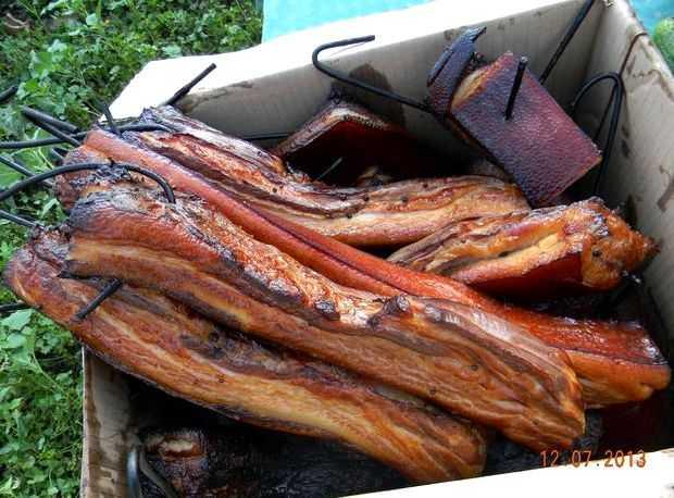 Копчёная свинина в домашних условиях: маринад, рецепты, калорийность
