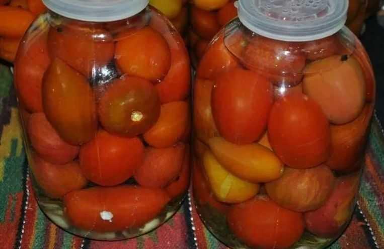Сорта томатов для засолки, консервирования и соков.