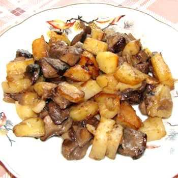 Подосиновики, жаренные с картошкой: нюансы приготовления и выбора продуктов. Популярные рецепты блюда с дополнительными ингредиентами. Советы и рекомендации.