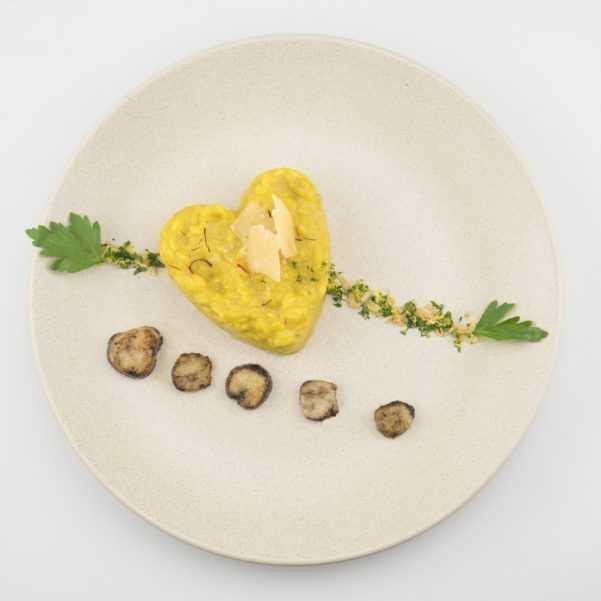 Правила приготовления ризотто с лисичками. Технология рецептов, особые секреты и нюансы. Калорийность готового блюда на 100 г.