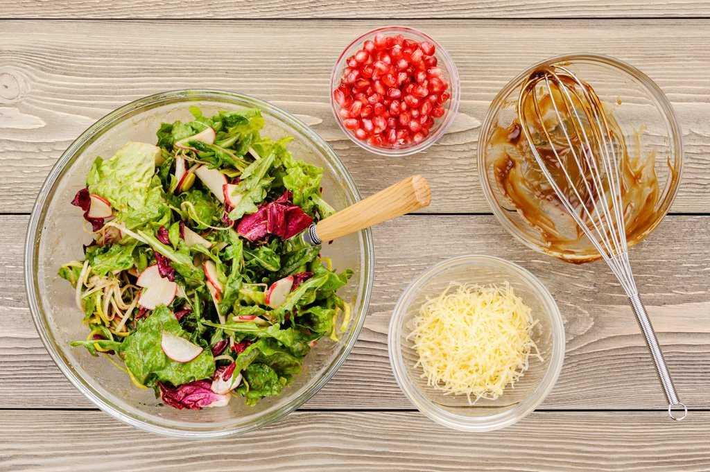 Лучшие рецепты медово-горчичной заправки для салата