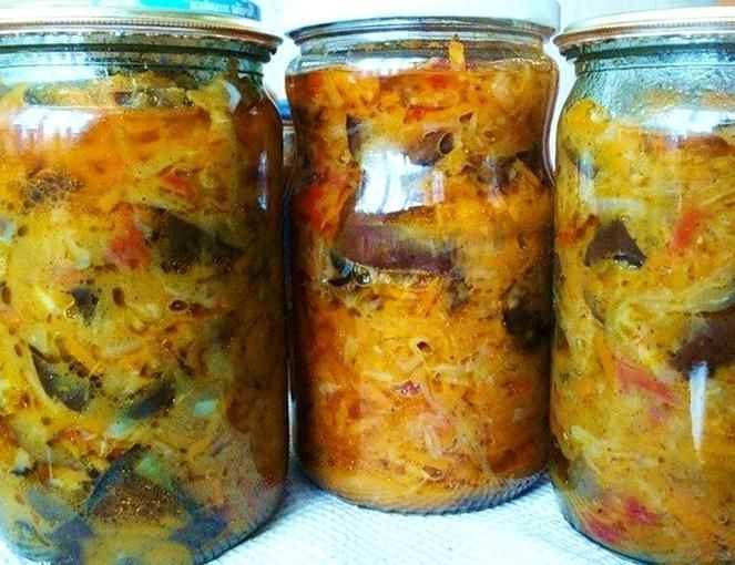 Солянка на зиму - рецепт заготовки с грибами, овощами и луком