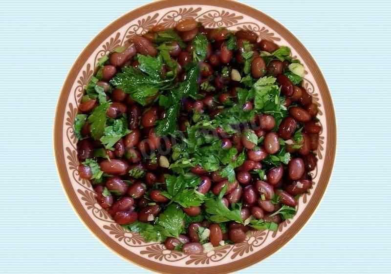 Как приготовить салат хрустик с фасолью: поиск по ингредиентам, советы, отзывы, пошаговые фото, подсчет калорий, изменение порций, похожие рецепты