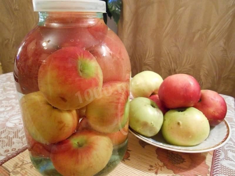 Заготовка моченых яблок на зиму - лучшие рецепты