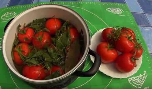 Помидоры по-армянски самые вкусные рецепты быстрого приготовления