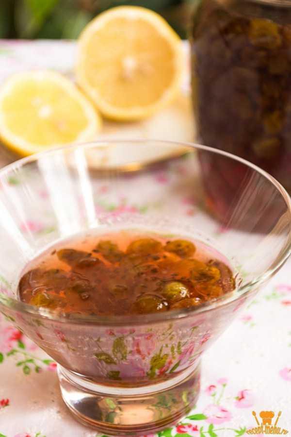 Простые рецепты варенья из крыжовника на зиму: изумрудное царское, пятиминутка, с апельсином и другие