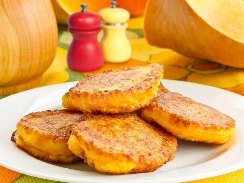 Пышные оладьи из тыквы – 8 самых вкусных рецепта приготовления оладушек