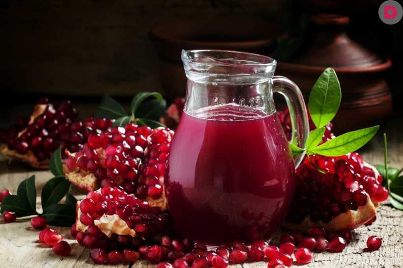 Гранат и гранатовый сок: польза и вред для организма | польза и вред