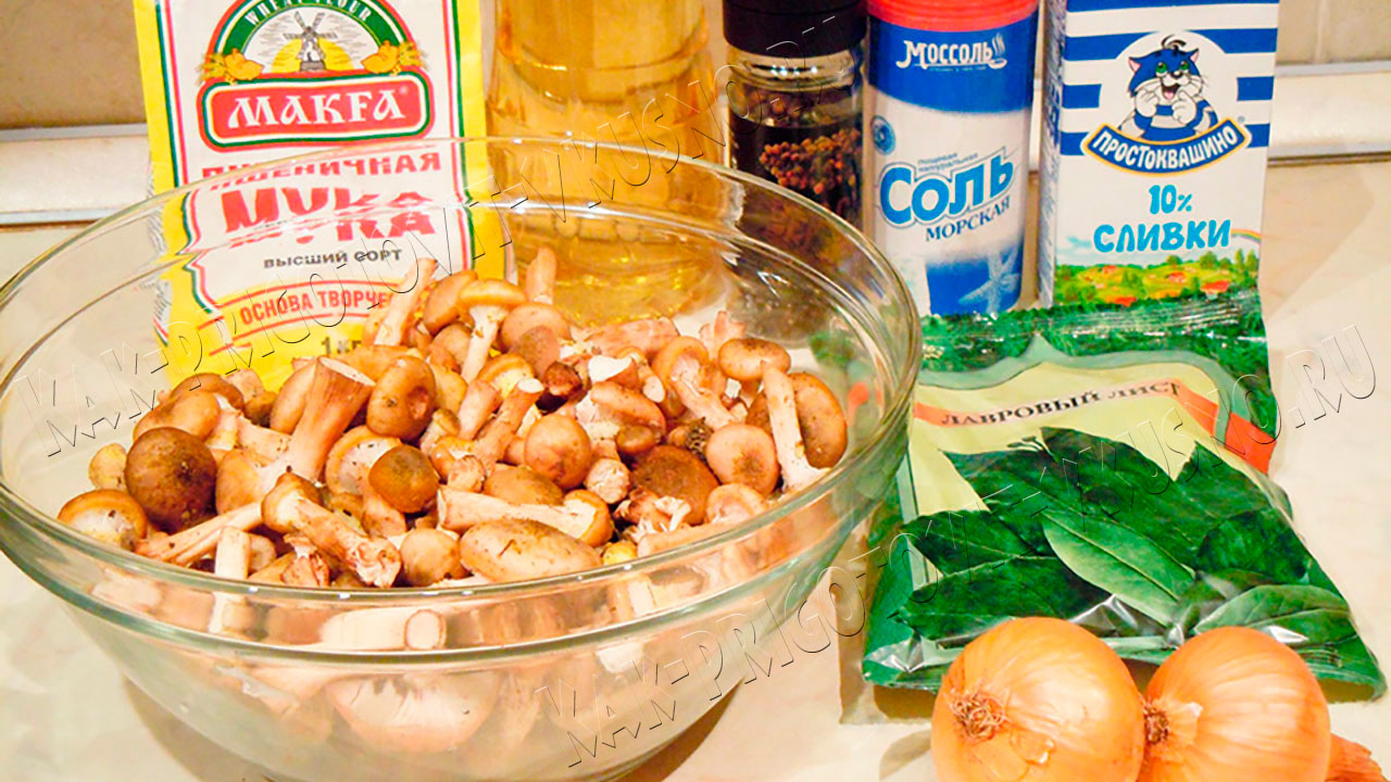 Сливочный соус со свежими и сухими грибами: фото и рецепты, как приготовить грибные соусы со сливками