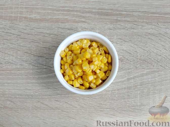 Салат из курицы с пекинской капустой и кукурузой рецепт с фото пошагово - 1000.menu