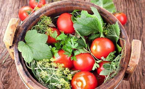 Армянчики из зеленых помидоров – рецепт на зиму