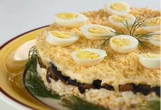 Рецепты салата «нежность» на любой вкус