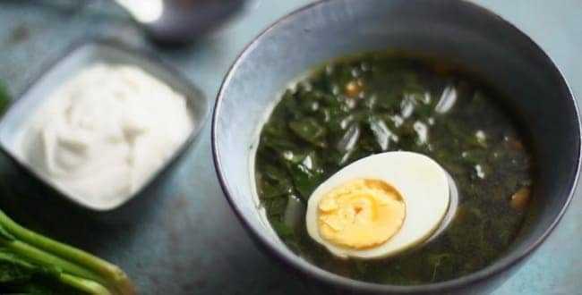 Суп из крапивы – 6 вкусных витаминных рецептов крапивного супа