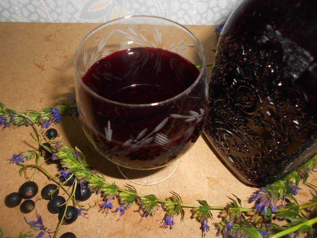 Рецепты настоек на черноплодной рябине. осеннего настроения пост.
