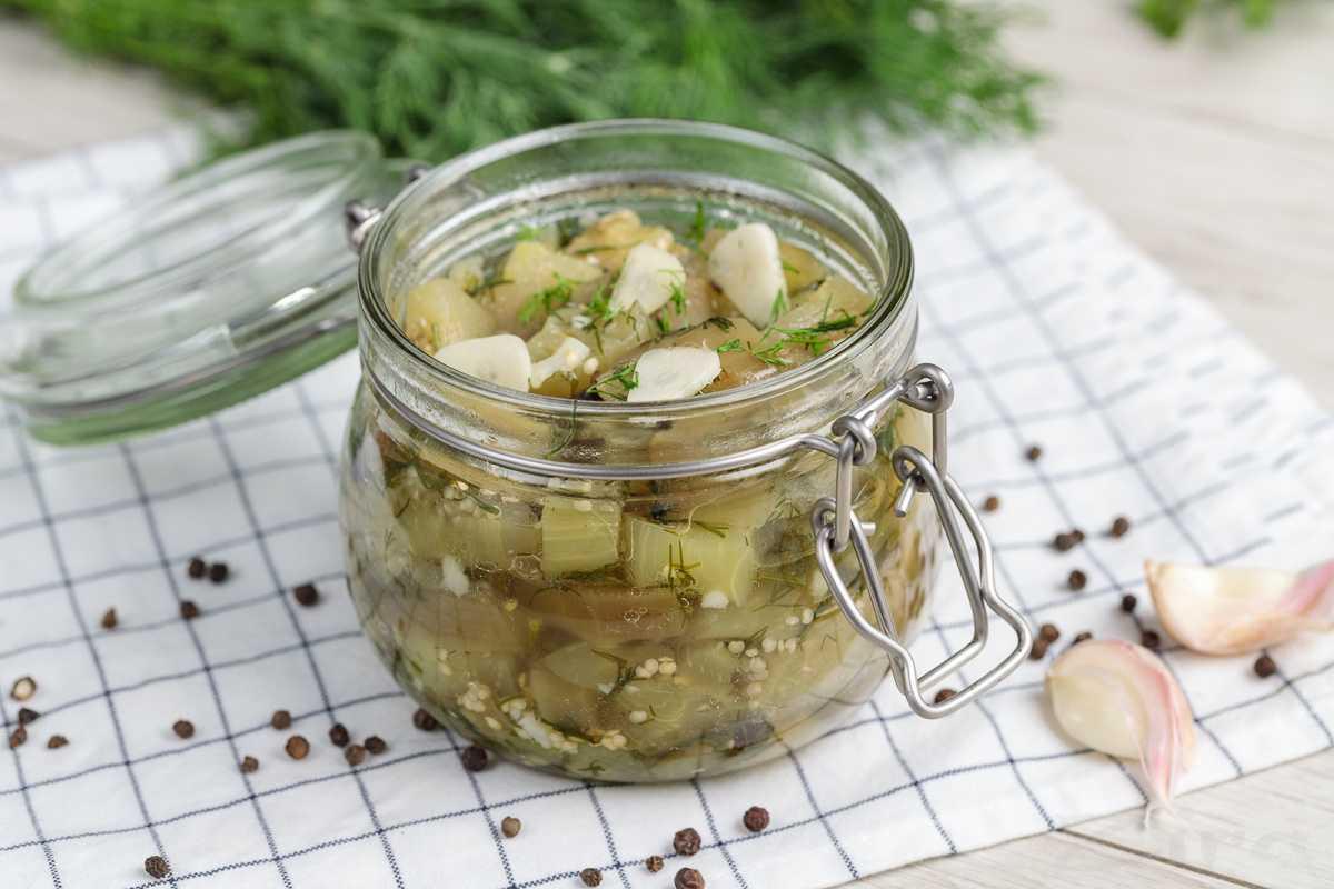 Баклажаны как грибы - рецепты на зиму быстро и вкусно