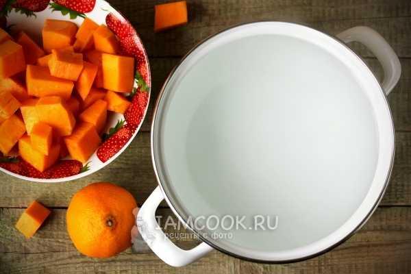 Компот из тыквы на зиму. компот из тыквы на зиму – лучший способ сохранить витамины