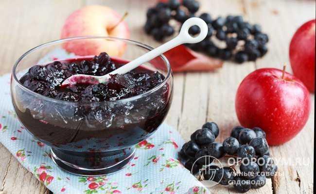 Домашние рецепты и польза блюд из черноплодной рябины, приготовление напитков из аронии
