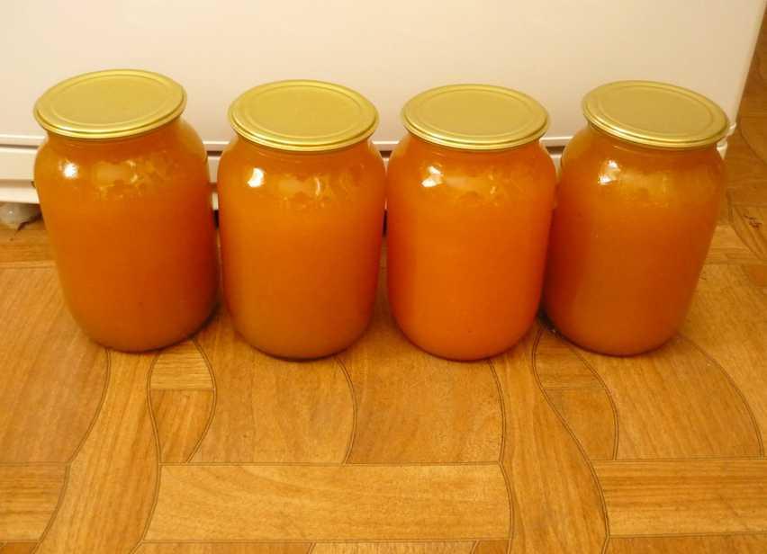 Рецепт абрикосового сока с мякотью на зиму - 8 пошаговых фото в рецепте