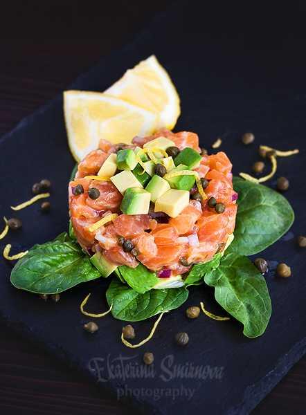 Тартар из лосося – 7 рецептов приготовления - rus-womens