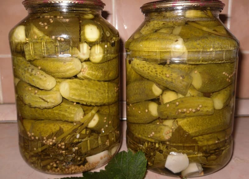 Консервированные огурцы на зиму - вкусные рецепты на любой вкус