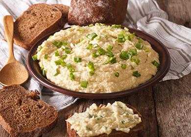 Паштет из селедки — старые добрые классические рецепты, как красная икра