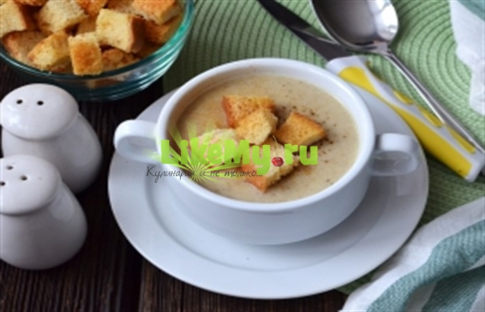 Суп из замороженных белых грибов: пошаговые рецепты с фото для легкого приготовления