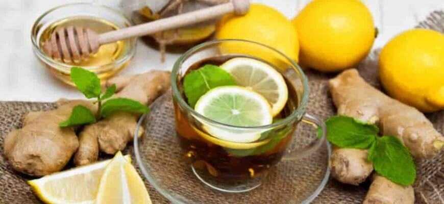 Имбирь с лимоном и мёдом: рецепты для здоровья и иммунитета, как приготовить напиток с чесноком для похудения, отзывы