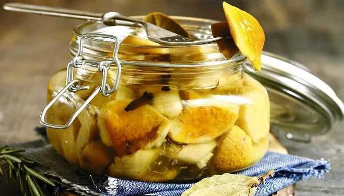 Маринованные белые грибы на зиму в банках. простые рецепты приготовления