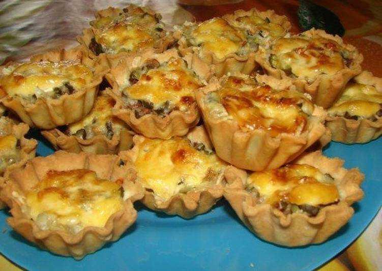 Салат с сыром и грибами - 140 домашних вкусных рецептов приготовления