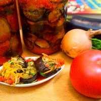 Салат из баклажанов по-корейски на зиму: вкусные рецепты приготовления с фото и видео