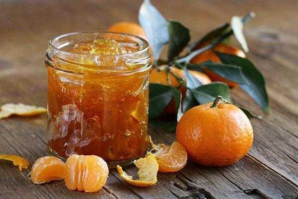 Варенье из мандаринов с кожурой: рецепт с фото пошагово. как варить мандариновой варенье с кожурой на зиму?