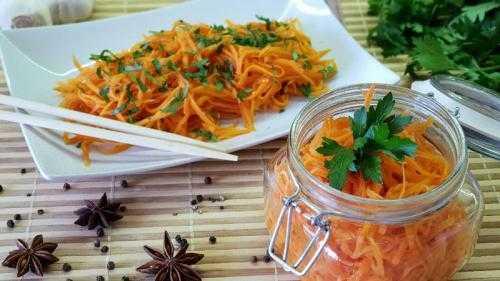Грибы по-корейски: 6 пошаговых рецептов приготовления в домашних условиях