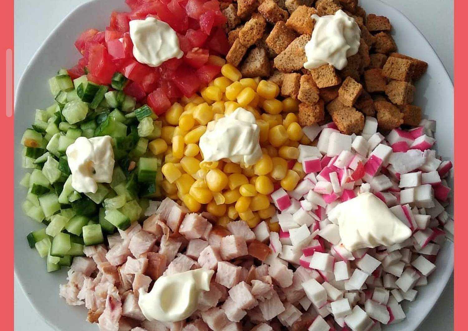 """Салат """"солнышко"""": рецепты приготовления :: syl.ru"""