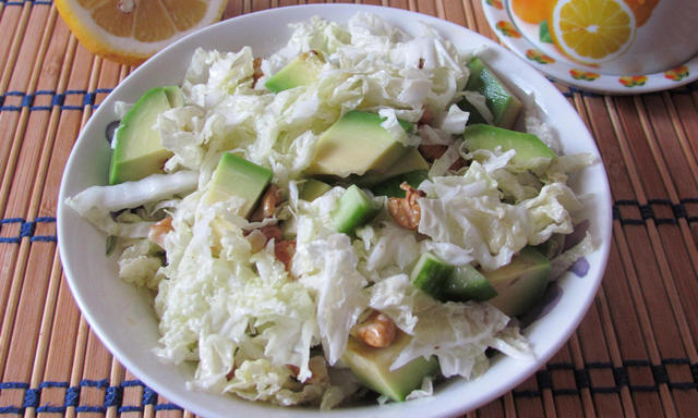 Салаты из пекинской капусты простые и вкусные рецепты