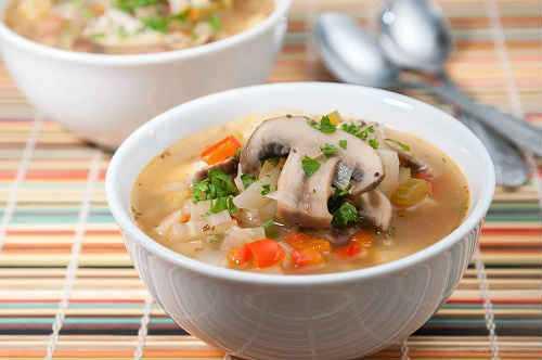Суп с грибами шиитаке - 86 рецептов: суп | foodini