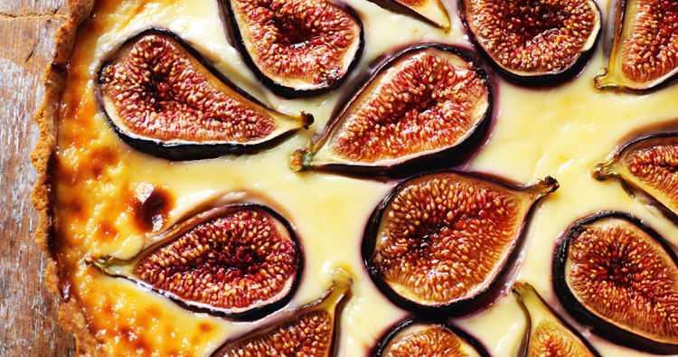 Рецепт: салаты с инжиром