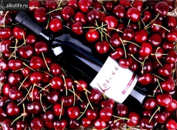 Вишневое вино с косточками: хитрости и рецепты приготовления