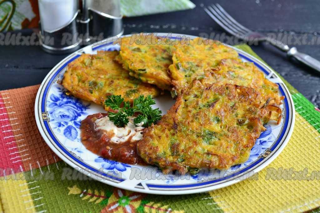 Оладьи из тыквы – вкусное и полезное блюдо для завтрака и не только!