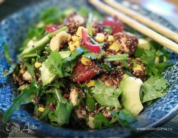 Салат «арбузная долька». 3 вкусных рецепта