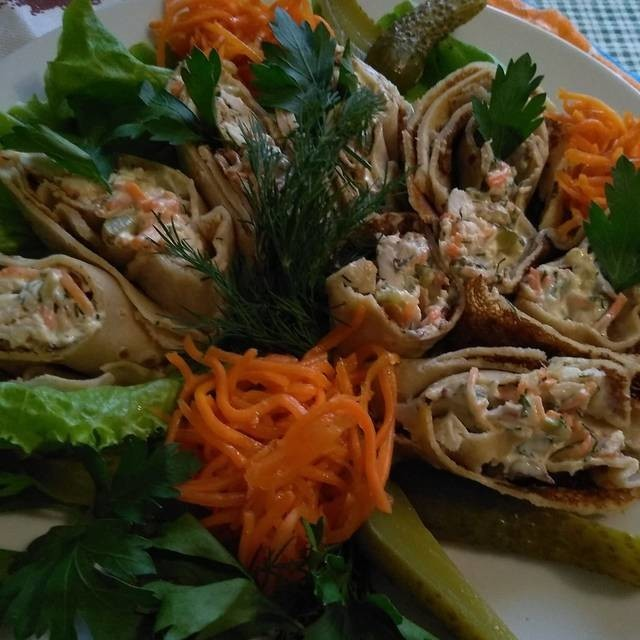 Салат кояш пошаговый рецепт из магнита