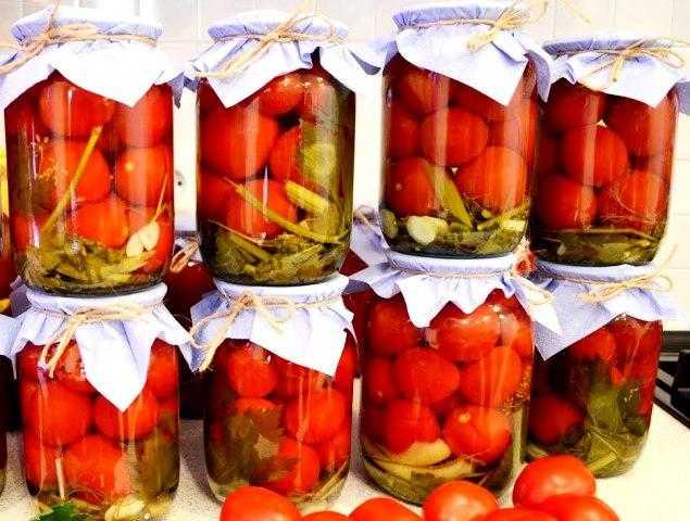 Маринованные помидоры с уксусом на любой вкус: топ-13 лучших рецептов